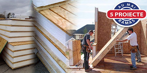 Structured Insulated Panell